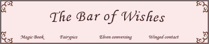 Bar of Wishes